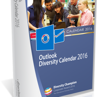 Outlook Diversity Calendar 2016