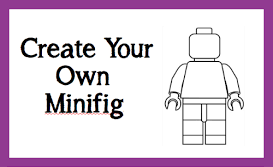 Create your own PEACEBUILDER Minifig